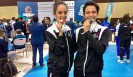 Michoacán gana 17 medallas de taekwondo en Olimpiada Nacional