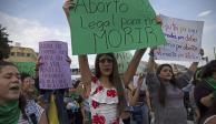 Morena impulsa en SLP el aborto legal