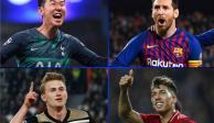 Listos los horarios y fechas de las semifinales de la Champions League