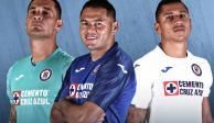 Cruz Azul presenta su nuevo uniforme de cara al AP19