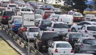 ¿Te multarán en CDMX si viajas solo en vías controladas?