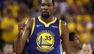Kevin Durant rechaza oferta de continuidad de los Golden State Warriors
