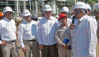 Vamos hacia la autosuficiencia en la producción de combustibles: AMLO