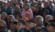 Sin pensión alimenticia, adultos mayores de la Ciudad de México