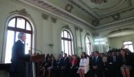 Tribunal de Justicia Administrativa impulsa la transparencia: Del Mazo