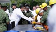 Destruyen mil 687 armas de fuego en Tamaulipas