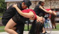 AFRODISIACO NATURAL: El baile mejora la vida sexual