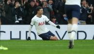 Tottenham vence al Brighton y extiende su invicto en el Boxing Day