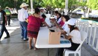 Realizan consulta sobre Tren Maya en 84 municipios