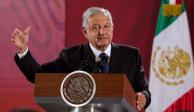"""""""Información sobre Santa Lucía no será reservada"""", asegura López Obrador"""