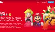 Amazon regala hasta un año de suscripción a Nintendo Switch Online