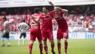 Toluca derrota 2-0 al Atlas en el primer partido de La Volpe en el infierno