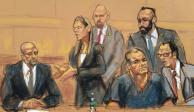 """Quien sobornó autoridades fue """"El Mayo"""", no """"El Chapo"""", dice abogado"""