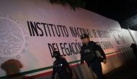 Escapan 16 indocumentados de la Estación Migratoria de Comitán