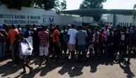 Garitas y accesos fronterizos, podridos y llenos de corrupción: AMLO
