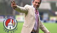 OFICIAL: Gustavo Matosas es el nuevo técnico del Atlético San Luis