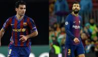 """""""Rafa Márquez era 10 veces mejor que Gerard Piqué"""", dice ex compañero del Barcelona"""