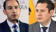 PAN y PRD piden recomponer rumbo económico, tras renuncia de Urzúa