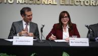 Dona Morena 75% de sus prerrogativas a gobierno de AMLO