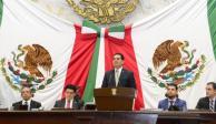 Por México y Michoacán, Silvano Aureoles cierra filas con AMLO