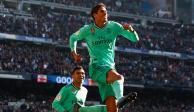 Varane y Benzema dan triunfo al Real Madrid sobre el Espanyol