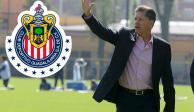Ricardo Peláez vuelve a Chivas 20 años después