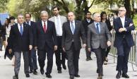 """""""Que vivan los fundadores del Tec de Monterrey"""": AMLO"""