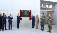 Inaugura AMLO C5i, Centro de Alta Tecnología en Hidalgo