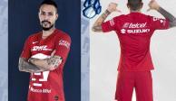 Pumas presentó la playera de local y visitante que usará este Apertura 2019