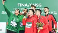 Rommel Pacheco y Jair Ocampo conquistaron otra medalla en China