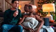 """""""E.T., el extraterrestre"""" se reencuentra con """"Elliot"""" 37 años después"""
