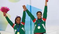 Pentatletas mexicanas ganan oro en Campeonato Mundial
