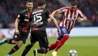 """Héctor Herrera, titular por primera vez en Champions en victoria del """"Atleti"""""""