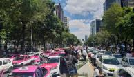 Un 0.4% de taxistas pone en jaque a ciudadanos y apps