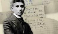 Cartas, diarios y dibujos de Kafka salen a la luz en Jerusalén