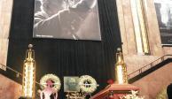 Bellas Artes despide al maestro incansable Gilberto Aceves Navarro