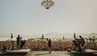 Pierde la vida al montar el escenario para Coachella