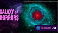 "La NASA celebra Halloween con transmisión especial ""Galaxy of Horrors"""