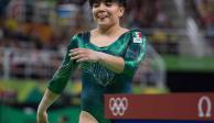 Alexa Moreno avanzó a la final en la Copa del Mundo de gimnasia