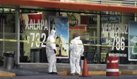 Se enredan Blanco y su #2 por ejecución de 5 en central de Cuernavaca