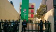 Juez califica de legal la detención de directora del colegio Rébsamen