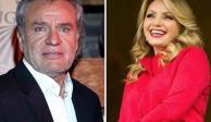"""Angélica Rivera festejó Navidad con su exesposo, el """"Güero"""" Castro"""