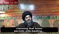 VIDEO: Imán aconseja pegar a las mujeres que se portan mal
