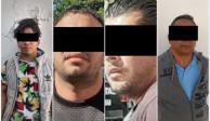 Cae banda de venezolanos por robo de relojes de lujo en Jalisco