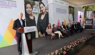 """Edomex pone en marcha """"Puertas Violetas"""", estrategia para combatir violencia contra mujeres"""