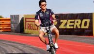 Checo Pérez se siente positivo de cara al Gran Premio de Austria