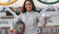 La mexicana Natalia Botello derrota a Paola Pliego en el Mundial de esgrima