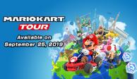 Mario Kart Tour para celulares ya tiene fecha de lanzamiento