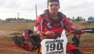 #Video Piloto muere en plena competencia de motocross