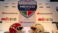 Ya hay precios para el duelo entre Jefes y Chargers en el Azteca